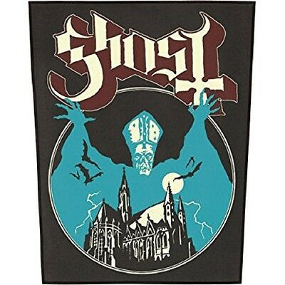 GHOST Opus eponymous Back Patch XLG free worldwide shipping
