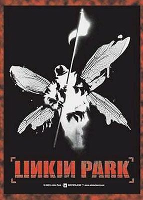 Linkin Park Hybrid theory Textile Poster Flag