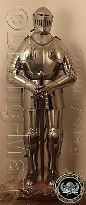 BuyRare Medieval Knight Suit of Armor 16th Century Fully Articulated Armour Suit