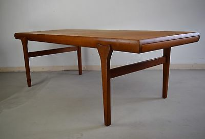 Danish Mid-Century Teak Coffee Table by Johannes Andersen.
