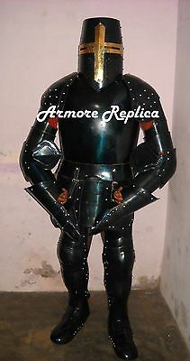 Buy Medieval Wearable Knight Full Suit Of Armor 15 Century  Length 6 Feet At28