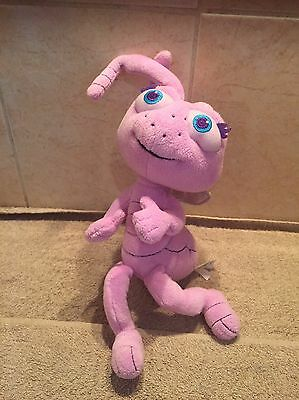 "Disney Store A Bug's Life Soft Plush 8"" DOT Ant Doll Toy Bean Bag"