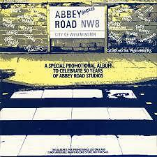 ABBEY ROAD COLLECTION  RARE LP VINYL UK Emi 1982 24 Track - Various