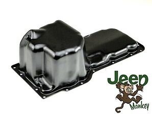 Engine oil pan / sump 4.7 V8 Jeep WJ Grand Cherokee 99-04 53020678