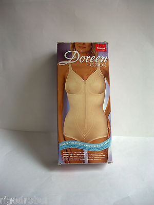 Body Triumph Doreen +  Cotton Con Cerniera  90 Coppa  C  Nero