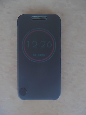 HTC 10 - 32GB - Carbon Gray (Ohne Simlock) Smartphone incl. IceView Cover