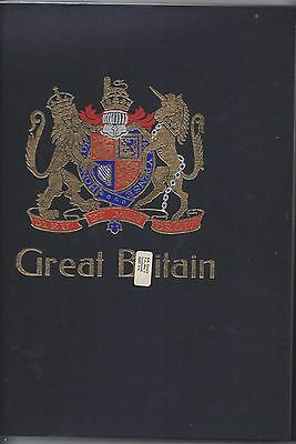 Stanley Gibbons Davo Regular stamp album Great Britain volume 2 1990-1999