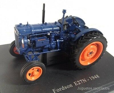 1/43 Fordson E27N 1948 Tractor Tracteur  Uh Die Cast Model