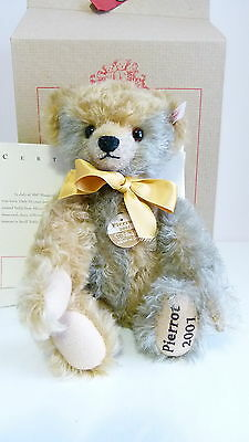 Steiff Bear - Pierrot Teddy Bear - 675522 - Limited Ed. - Exclusively for Japan