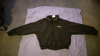 Vintage 1990 Days of Thunder Movie Crew Promo Tour WB Jacket Sz Large
