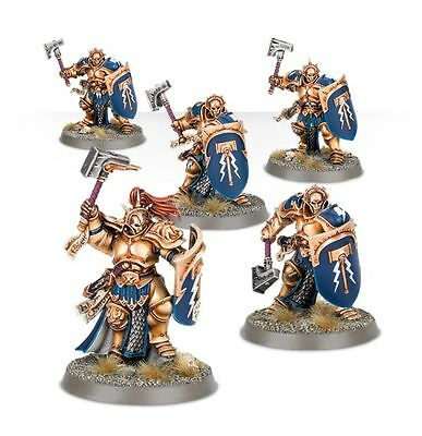 Age of Sigmar - Starter Stormcast Eternal Liberators X5 Brand New Unboxed