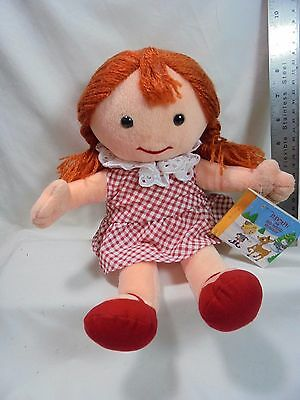 """Misfit Doll CVS 12"""" Misfit Toys Plush Rudolph the Red Nosed Reindeer"""