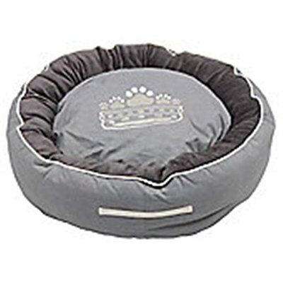 6 X Small Best In Show Cat Kitten Puppy Sml Dog Grey Bed Paw Print Wholesale