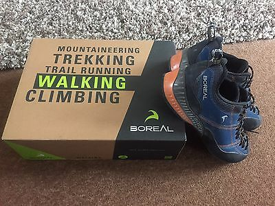 Boreal Flyers Vent Marino Walking Approach Shoes Size 7