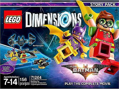 Lego Dimensions Batman Movie Story Pack BRAND NEW SEALED FAST FREE SHIPPING!