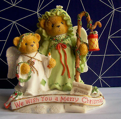 Cherished Teddies Beverly and Lila