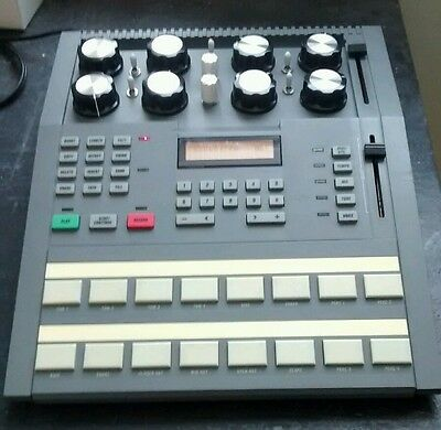 Circuit Bent Alesis HR-16 Vintage Drum Machine hr16