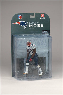 McFarlane NFL 17 wave 1 Randy Moss New England Patriots