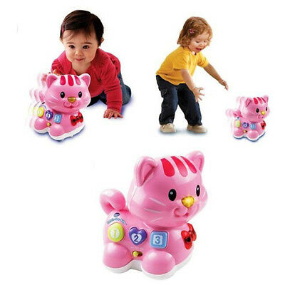 Educational Toys For 1 Year Old Learning 2 Toddler Boys Girls Kids Kitty Play