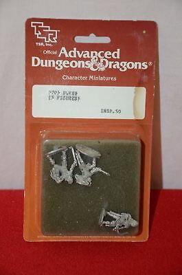 Advanced Dungeons & Dragons Character Miniature 5703 Elves NOS Vintage DD #529