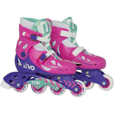 Inline Roller Skates Ice Skating Boots Adjustable Shoes For Girls Ideal Gift