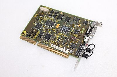 Indramat Scs-P02.1A-Fw R911285321 Sercans Module Pc Board Isa Bus