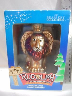 King Moonracer The Brass Key Collection Rudolph The Island Of Misfit Toys Glass