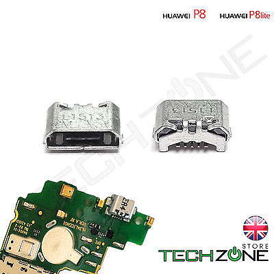 For HUAWEI P8, P8 LITE, P8 Max Micro USB Charging Port Charger Connector Unit