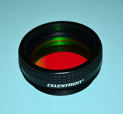 Celestron Light Pollution Reduction Filter. Boxed