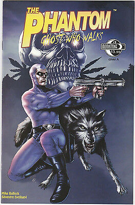 The Phantom Ghost Who Walks #9 VF/NM 2010 Moonstone Comics King Features