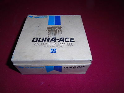 VINTAGE SHIMANO DURA ACE FA-110 FREEWHEEL,13-18t, 6S, NEW IN THE BOX!!!