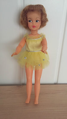 Vintage 1960s  IDEAL TOY TAMMY's FAMILY PEPPER DOLL