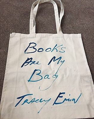 Tracy Emin Books Are My Bag