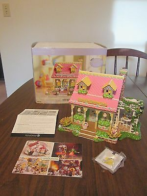 department dept 56 ~ EASTER EGG PAINTING STUDIO complete MIB rare
