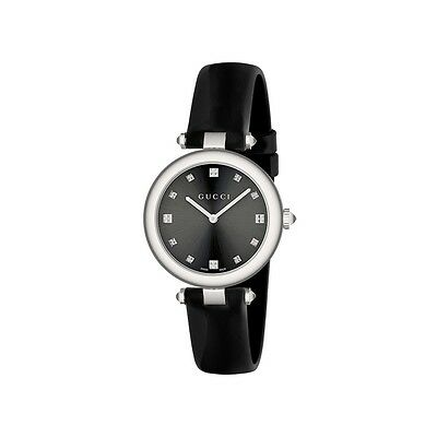 b0719481 GUCCI UNISEX G-TIMELESS Gold Plated Silver Diamantissima Dial Watch ...