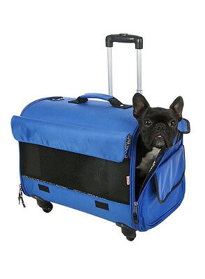 Large Blue Travel Carrier RRP 79£