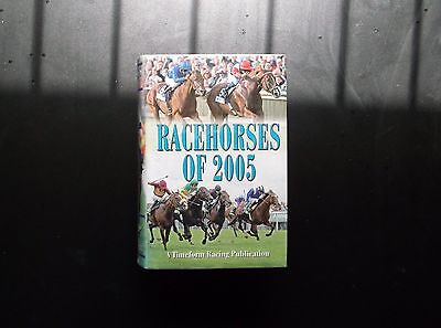 "Timeform ""racehorses Of 2005"" In V/g Condition"