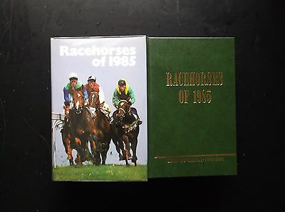 "Timeform ""racehorses Of 1985"" Mint In A Mint D/w"
