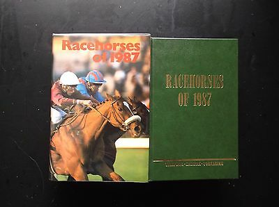 "Timeform ""racehorses Of 1987"" Mint In A Mint D/w"