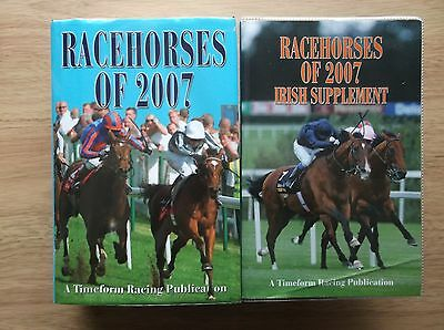 "Timeform ""racehorses Of 2007"" With Irish Supplement"