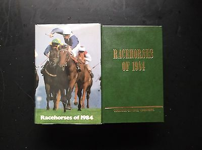 "Timeform ""racehorses Of 1984"" Mint In A Mint D/w"