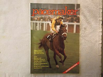"""pacemaker"" Magazine Dec. 1977 Cherry Hinton & Piggott On Cover"