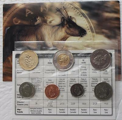 2001P Mint Proof Like Set, Sealed In Original Pliofilm With Envelpe & COA Incl.