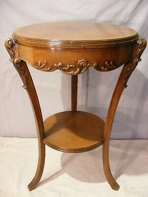 FRENCH STYLE OCCASIONAL TABLE Lot 314
