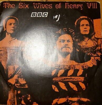 """David Munrow  Suite From Six Wives Of Henry Viii Bbc 7"""" Ep  Vinyl  Record 1970"""