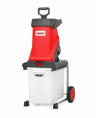 Electric Garden Shredder - 2500 Watts with 50 Litre Box Capacity