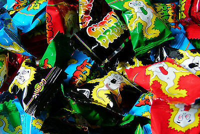 Ghost Drops x 100 Bulk Lollies Confectionery Party Favours Sweets Candy Buffet
