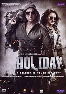 Holiday A Solder Is Never Off Duty(Hindi DVD)(2014)(English Subtitles)(Original)
