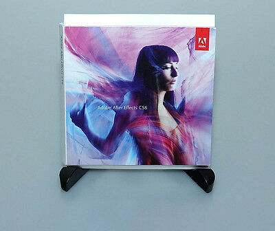 Adobe After Affects CS6 full retail genuine version unregistered & unused Mac