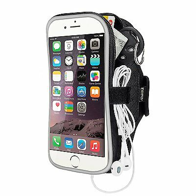 New EOTW Sports Armband Exercise Gym Running Cell Phone Arm Band Case Holder